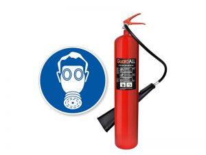 Alat Pemadam Api CO2 Cara Pengaplikasiannya