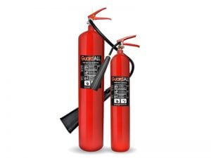 APAR Clean Agent untuk Kebakaran Elektrikal