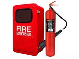 Box Alat Pemadam Api Ringan Ciri-ciri dan Spesifikasinya