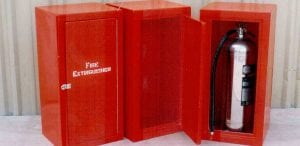 Box Alat Pemadam Api Ringan dan Kegunaannya