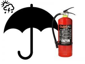 Box Alat Pemadam Api Ringan untuk Melindungi APAR