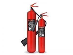 Cara Kerja Alat Pemadam Api Ringan dan Media Pemadam Api CO2