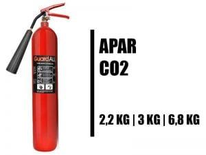 Alat Pemadam Api Bandung CO2