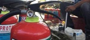 Toko Alat Pemadam Kebakaran Bisa Refill APAR