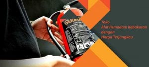 Toko Alat Pemadam Kebakaran Harga Terjangkau