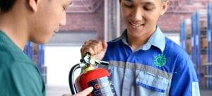 Toko Alat Pemadam Kebakaran di Semarang Lengkap dan Terpercaya