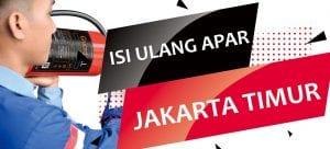 Isi Ulang APAR Jakarta Timur On-site Harga Terjangkau