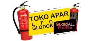 Jual Alat Pemadam di LTC Glodok Harga Terjangkau Stock Terlengkap Promo Menarik