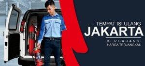 Tempat Isi Ulang APAR Jakarta Bergaransi Harga Miring