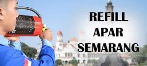 Refill APAR Semarang Cepat Bisa Ditunggu