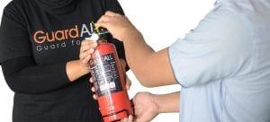 APAR Powder 1 KG Bersertifikat Damkar