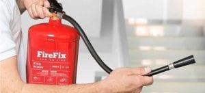 Supplier Alat Pemadam Kebakaran di Surabaya - APAR Firefix