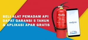 Alat Pemadam Api Semarang Bergaransi