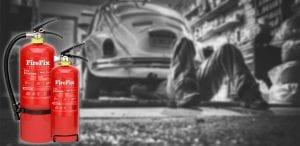 Peraturan APAR di Mobil - APAR untuk Mobil