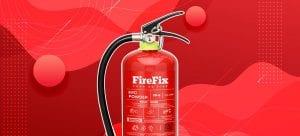 Jual Alat Pemadam Api Ringan Powder Firefix