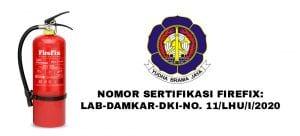 Distributor APAR Jakarta Tersertifikasi Lab Damkar DKI Jakarta