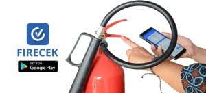 Jual APAR CO2 dengan Aplikasi Firecek